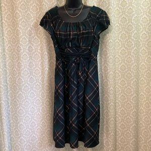 eShakti plaid dress